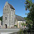 L'église de st pierre-sur-erve(1/2)