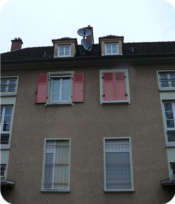 Quartier Drouot - Antennes paraboliques