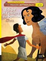 Oedipe et l'énigme du Sphinx couv