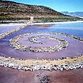 robert smithson land art