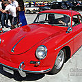 Porsche 356b 1600 super karmann notchback coupe 1962-1963