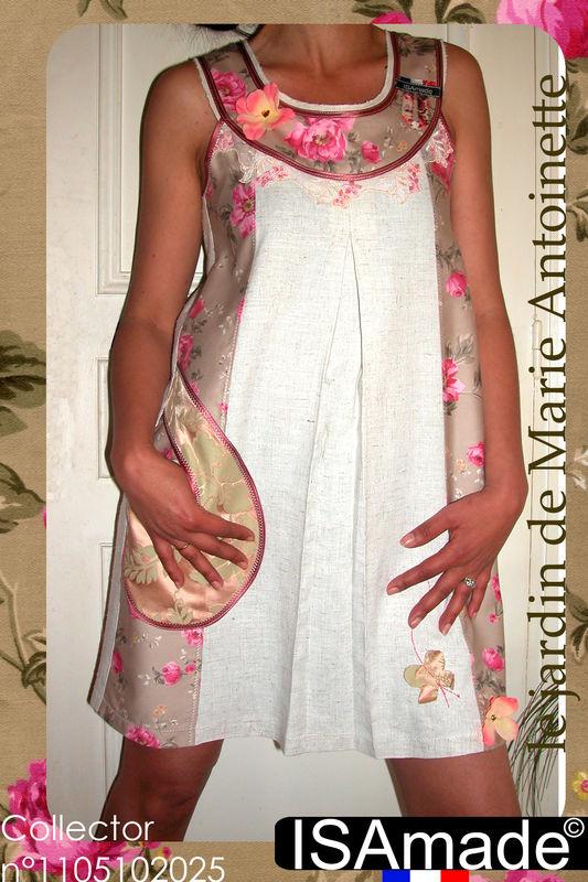 «Le jardin de Marie Antoinette» collector n°1105106025 Robe d'ét