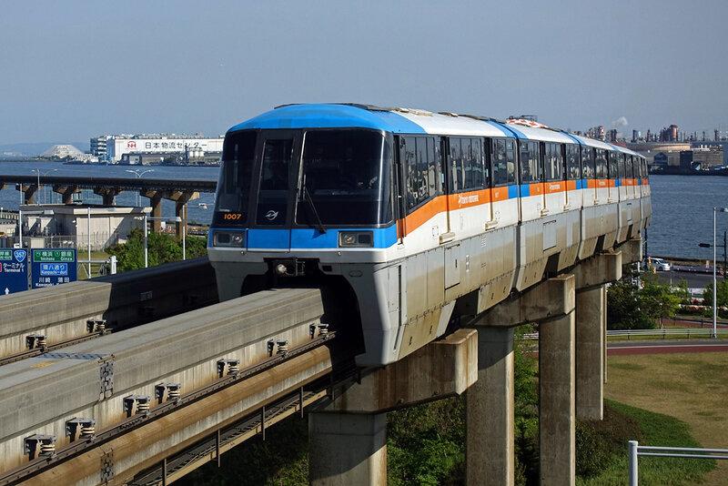 Monorail de Tokyo