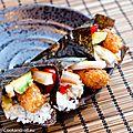 Temaki spicy pablo