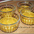 Compote pommes mangue à la vanille (mijoteuse philips)
