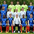 Equipe de France - Euro 2016 - Photo officielle de l'équipe de France – Mounic Alain / L'Equipe
