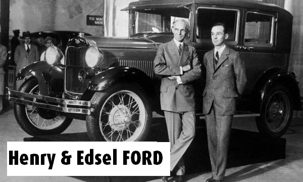 Henry-and-Edsel-Ford-Model-A