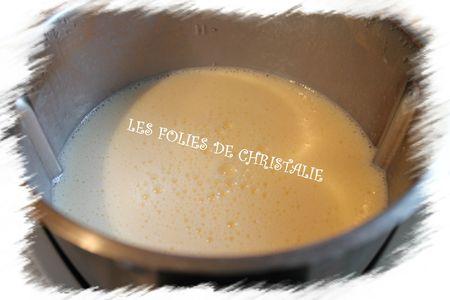Crème aux oeufs 2