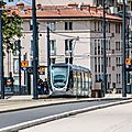 Station de tramway Fer à Cheval
