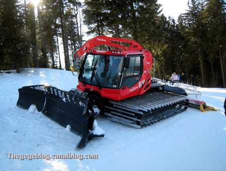 Pistenbully 600 dameuse (Station lac blanc) 01