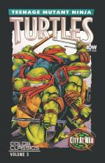 IDW teenage mutant ninja turtles color classics vol III 12