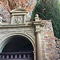 Antiguo monasterio de san juan de la peña / aragon