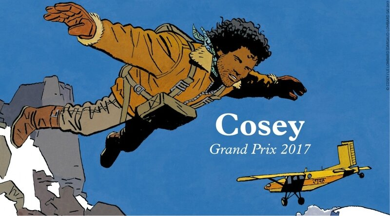Vignette coupée Cosey
