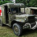 Dodge s7ma-51 ambulance militaire