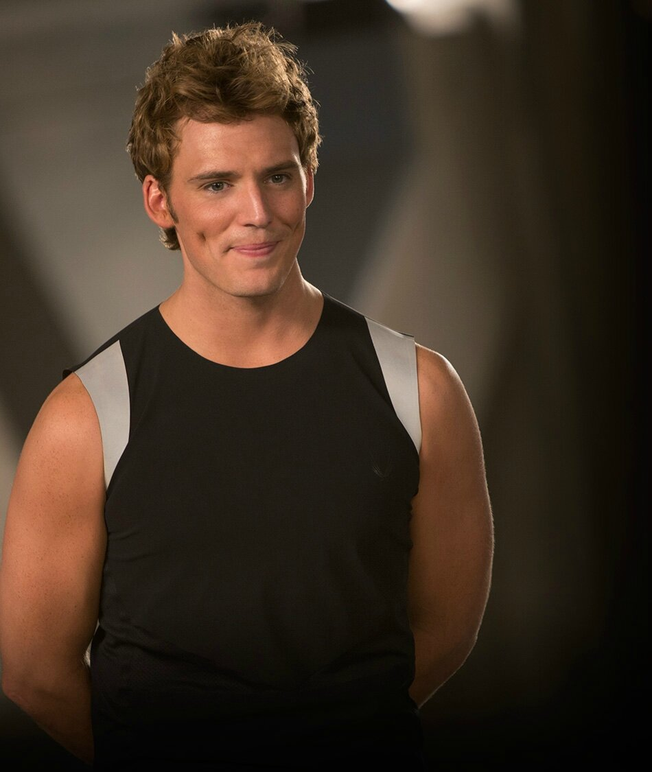 Finnick Cathing Fire
