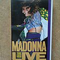 Concert VHS/DVD/LD