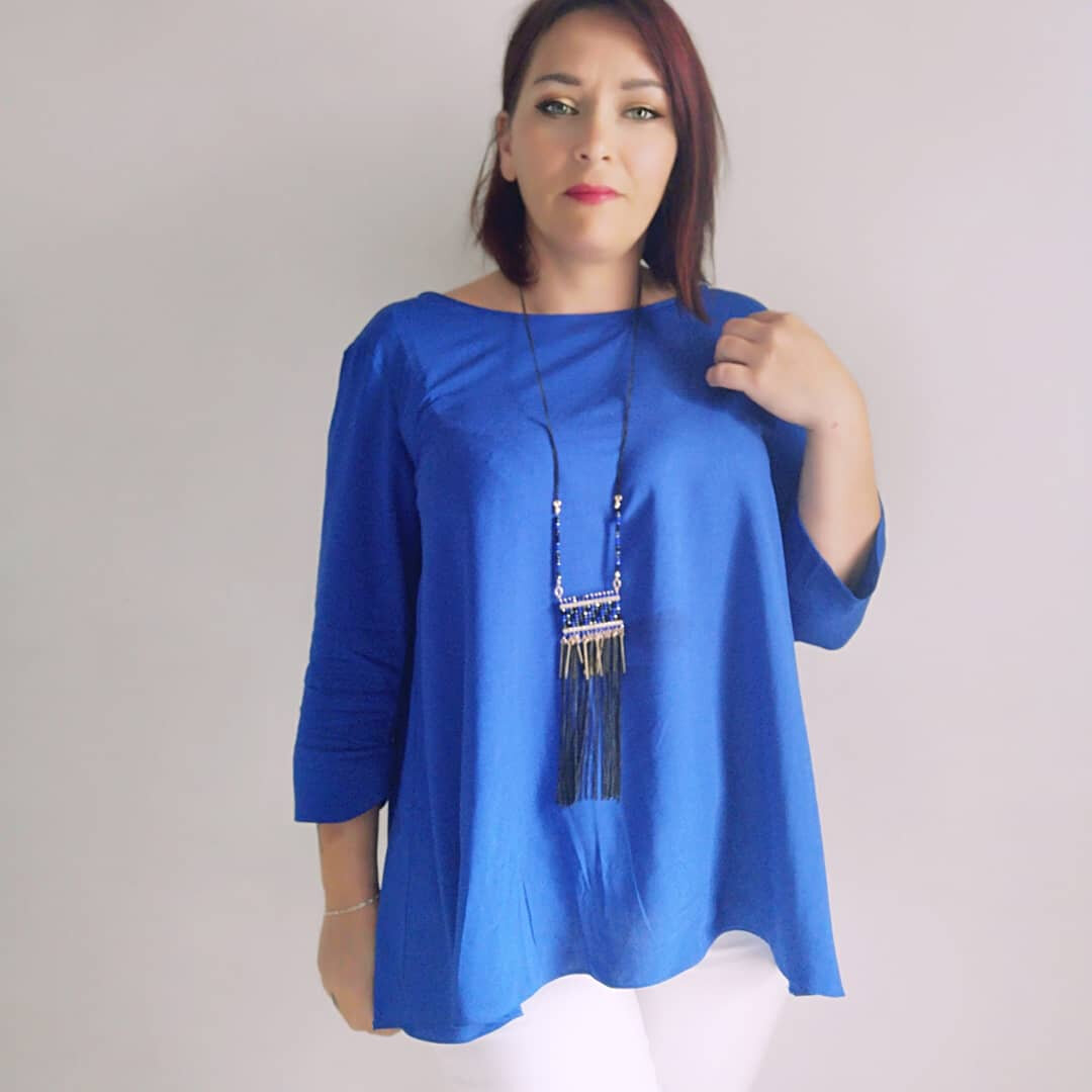 Blouse Poppy - Joli_Lab