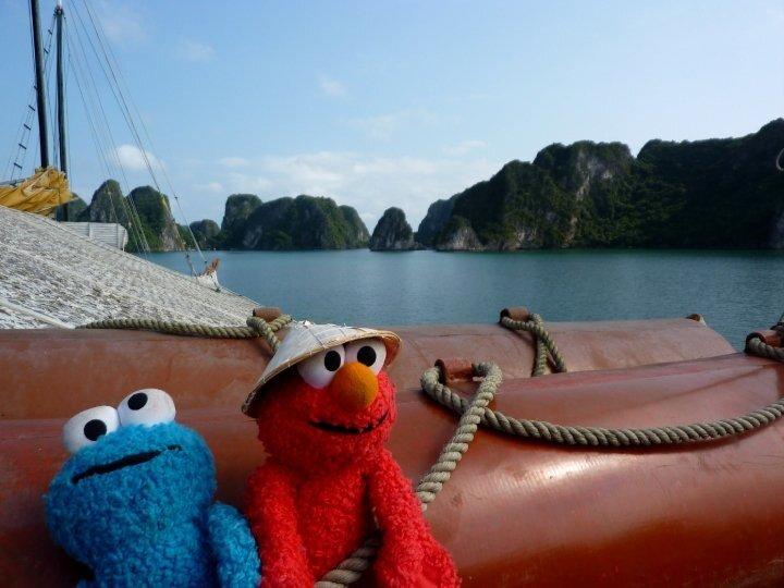 Vietnam / Halong Bay 1