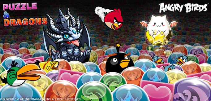 angry-birds-puzzle-n-dragons-rovio-gungho-online-entertainment-jeu-mobile