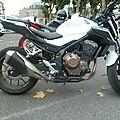 Alexandre - Honda 500 CB