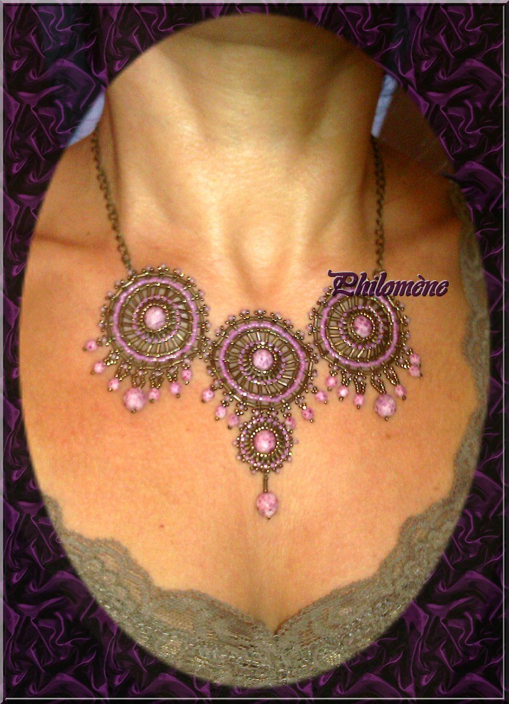 Théodora, le collier