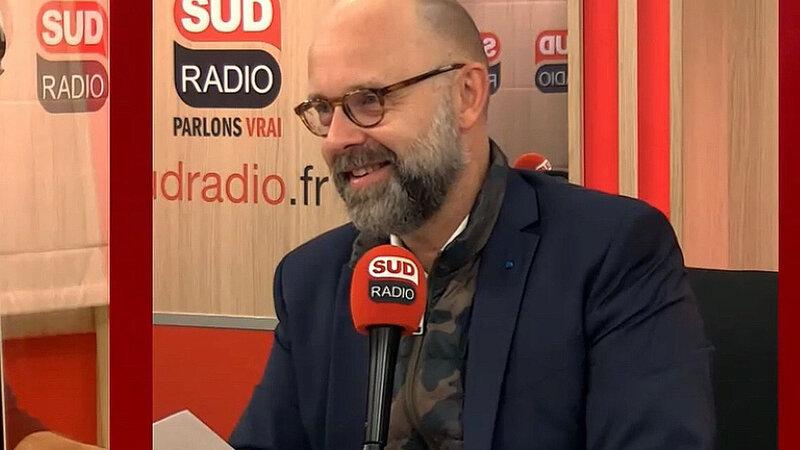 Frederic Fougerat - FONCIA - SUD RADIO novembre 2020