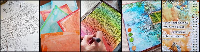 Montage Art'Journal