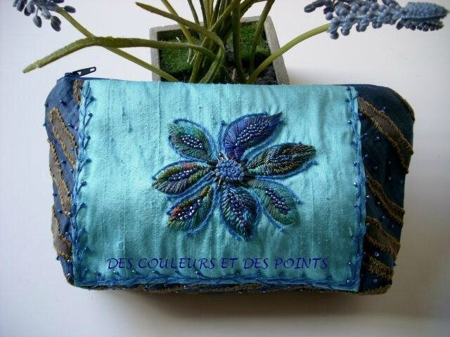 TROUSSE TURQUOISE FACE