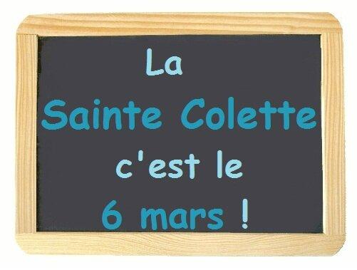 COLETTE - 6 MARS