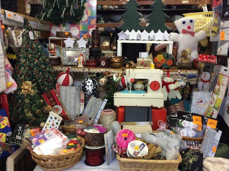 Cadeaux de Noël - La Petite Mercerie (LPM) - Emmaüs Le Plessis-Trévise