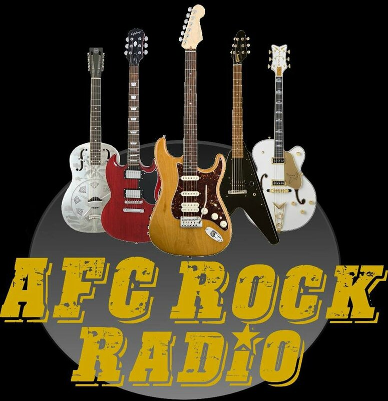 logo AFC Rock Radio