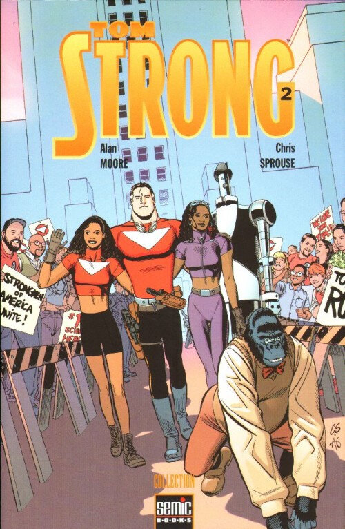 semic book tom strong 02
