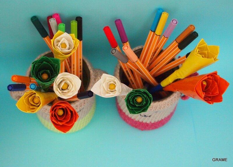 pot crayon fleur8