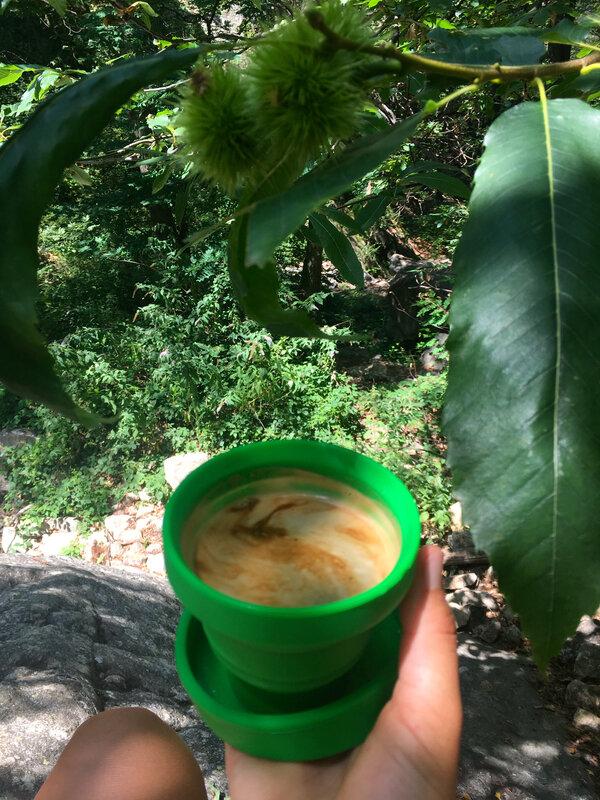 petit café à la cascade Dietrich