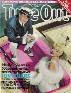 Time out 1985