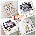 Aperçu de l'album pour le national scrapbooking day