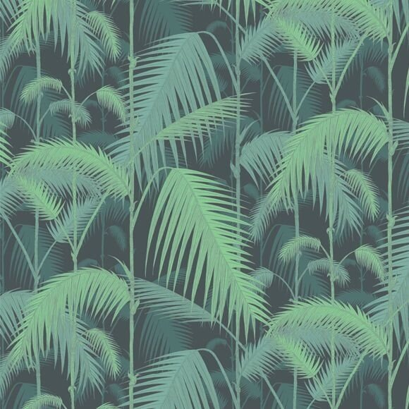 3-papier-peint-tropical-noir-vert-palm-jungle