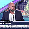 Interview business de frederic fougerat