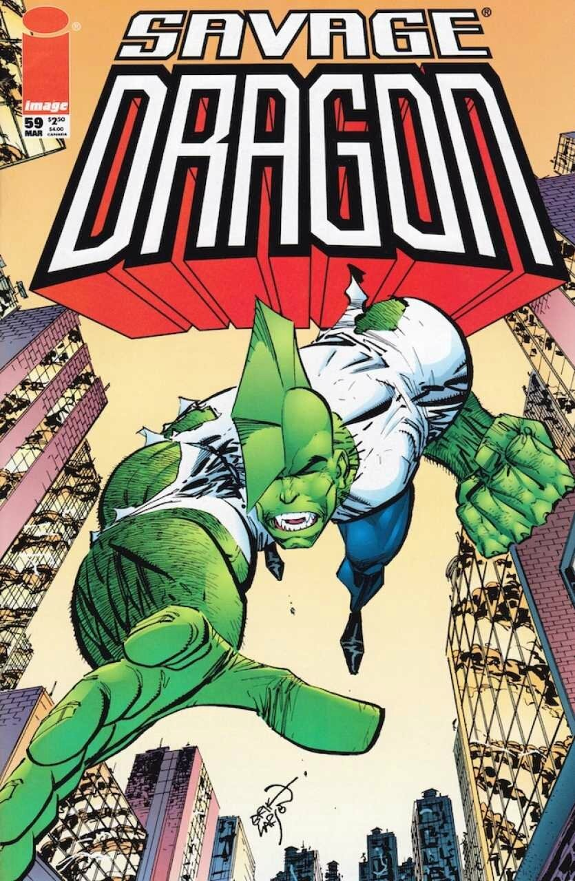 Image Comics : Savage Dragon