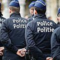 Bruxelles : violents affrontements en plein centre-ville entre la police et des centaines de jeunes