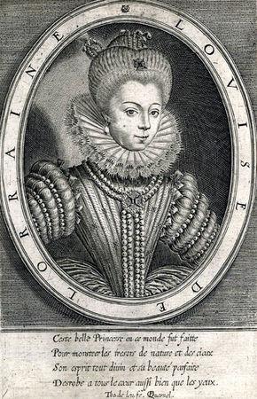 Louise de Lorraine, princesse de Conti (1588-1631)