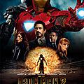 Challenge marvel – iron man 2