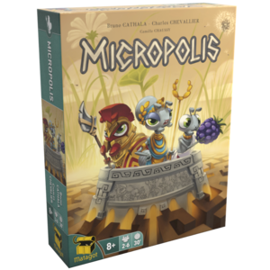 Boutique jeux de société - Pontivy - morbihan - ludis factory - Micropolis