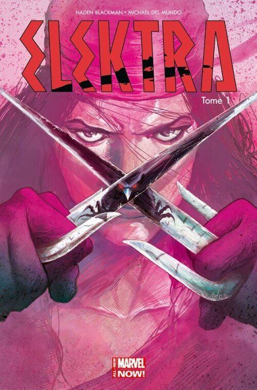 Elektra, tome 1, Le sang appelle le sang