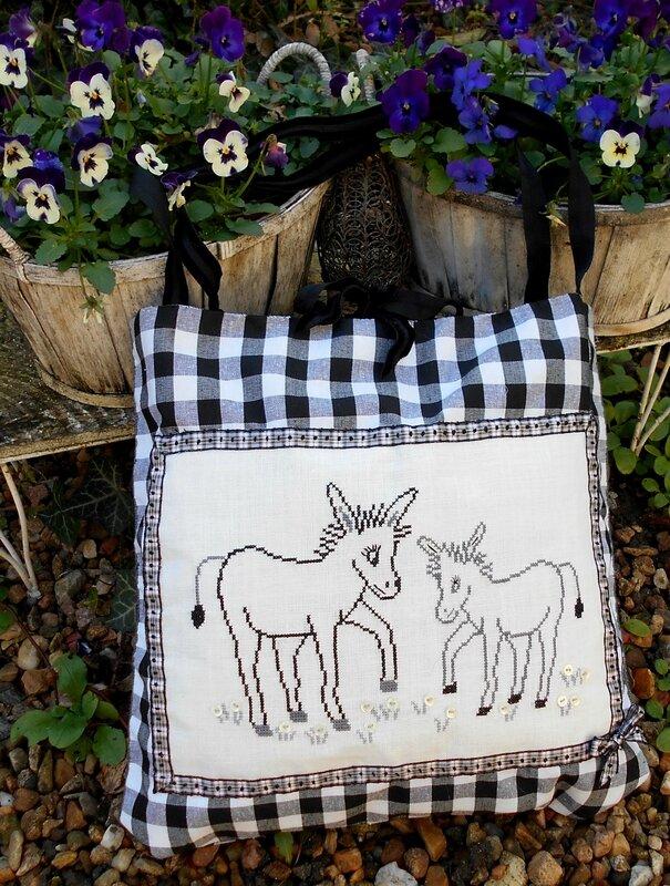 sac ânes vichy