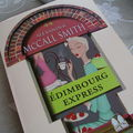 Edimbourg express - alexander mccall smith