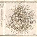 Le 28 septembre 1790 à mamers : projet de diminution du nombre de districts.