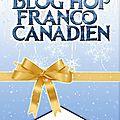 Blog hop franco canadien sur le thème de noël