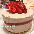 Le printanier – fraises