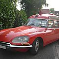 CITROËN DS ambulance Lipsheim (1)